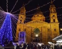 Adventi ünnep Bazilika Budapest