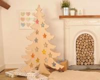 Karácsonyfa installációk