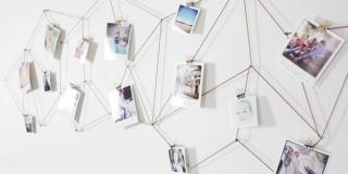 Geometric-Photo-Display