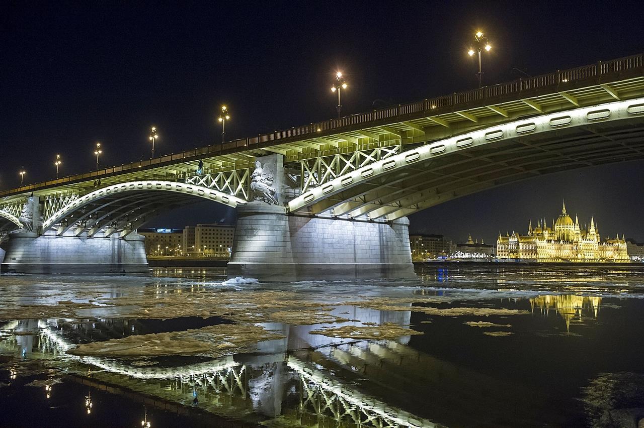 Hideg idő - Budapest