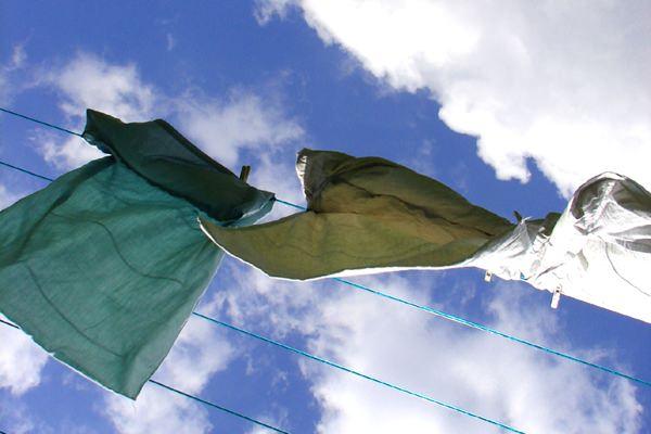 Környezet- és pénztárcabarát mosás, vasalás