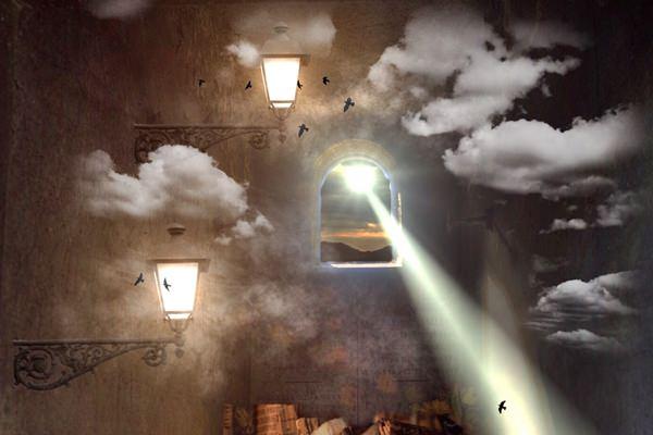 Kincses Simon László novella fény ablak