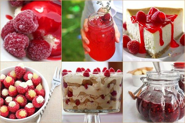 Érik a málna! 10 ellenállhatatlan málnás finomság, recepttel