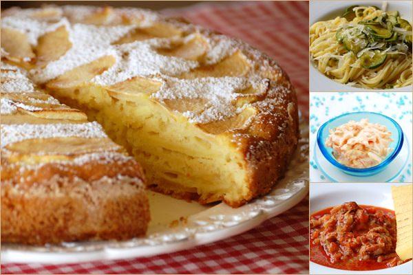 Olasz menü