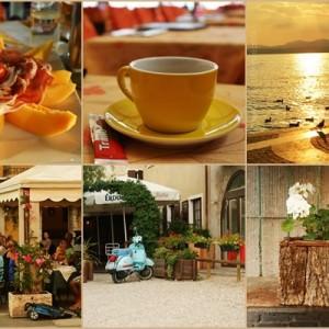Egy nap a Garda-tónál
