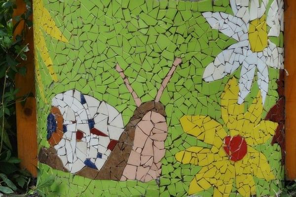 Mozaikos kút