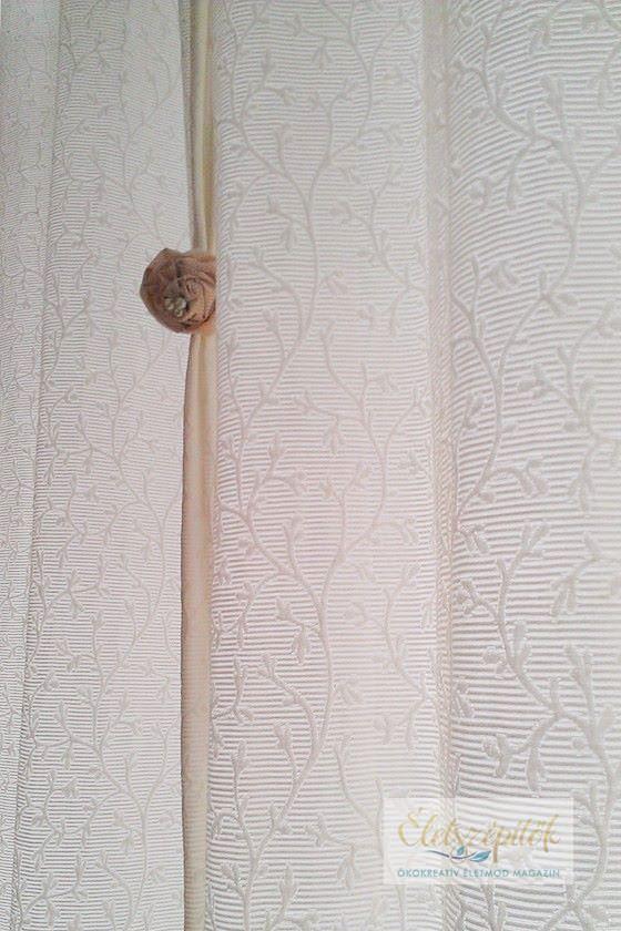 Függönyfogó