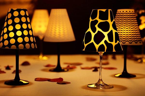 Asztali lampa