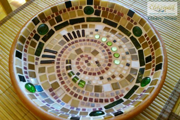 Kökény Tímea mozaik