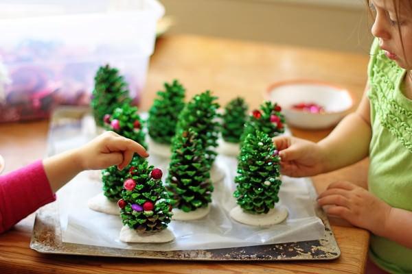 Toboz karácsonyfa
