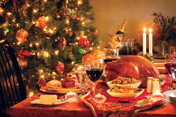 Karácsonyi vacsora Foodie