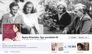 Így szerettek ők Facebook