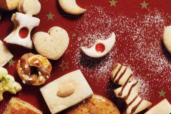 Karácsonyi aprósütemények