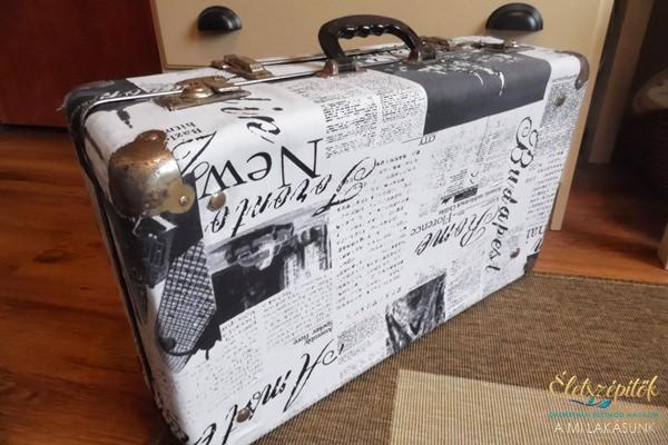 Bőrönd felújítás