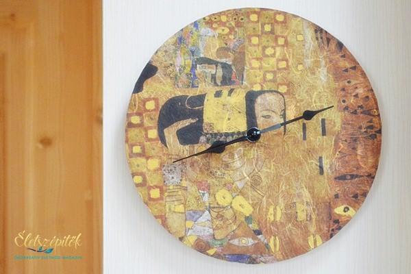 Klimt falióra