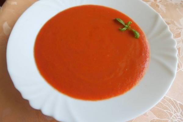 Gazpacho paradicsom