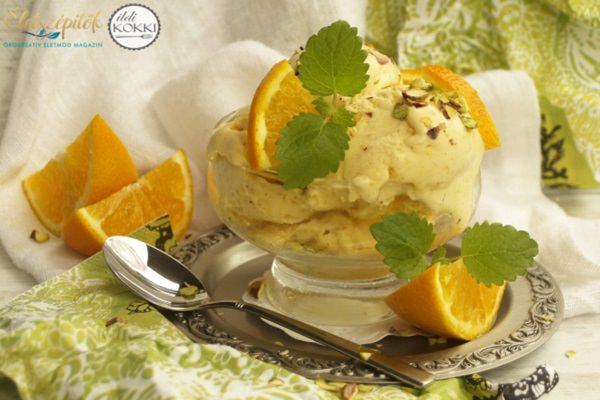 Narancsfagyi