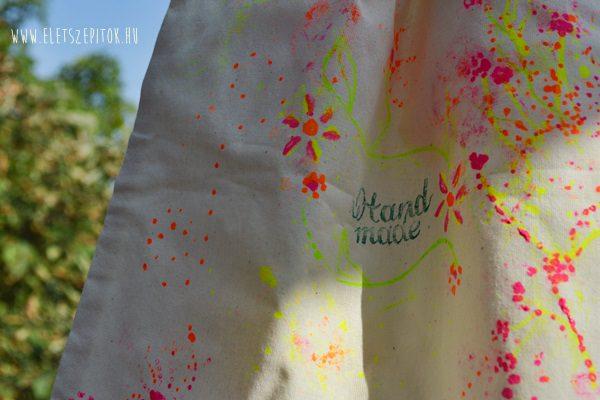 Neon textilfesték