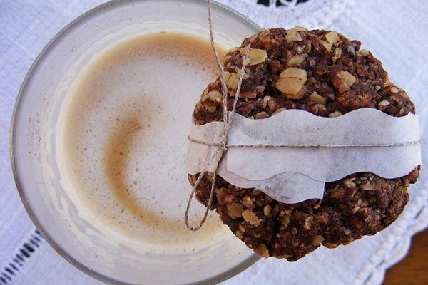 Zabpelyhes keksz kakaós