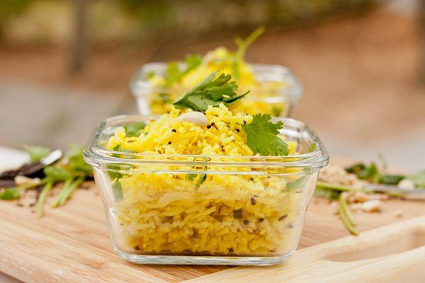 Citromos rizs