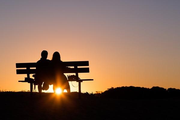 Szerelem naplemente