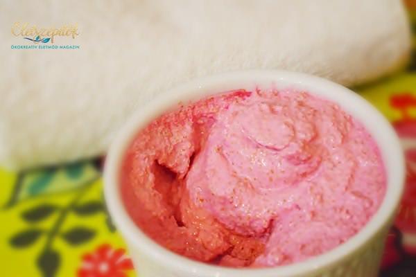 Joghurtos-epres testradír