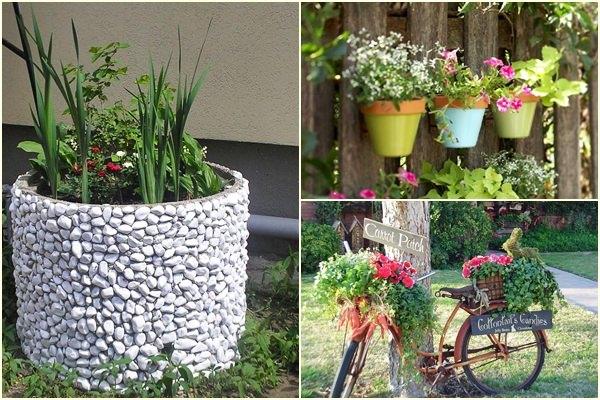Kertszépítés kert dekoráció