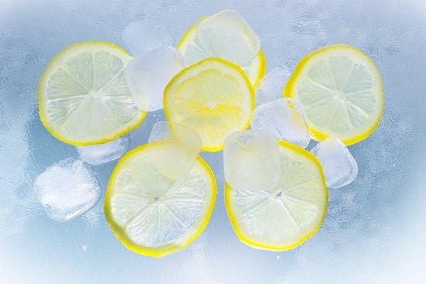 Jeges kánikula citrom