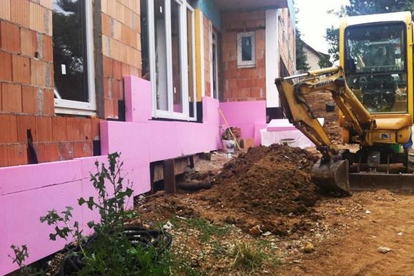 Nelli ház építkezés