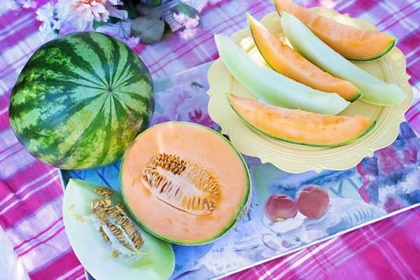 Dinnyét dinnyével – tálalási tippek, kedvező élettani hatások