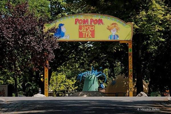 Pom Pom játszótér