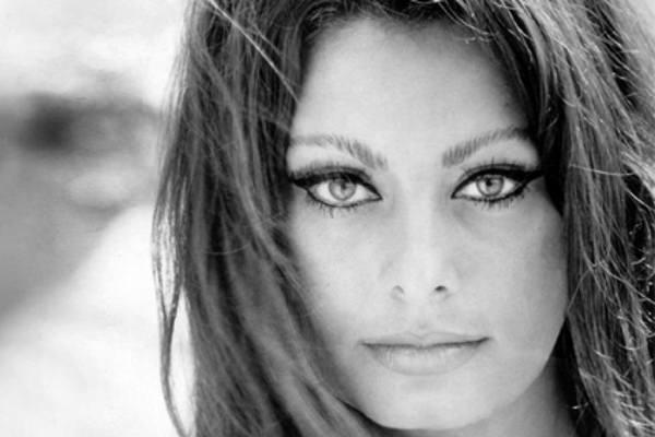 Sophia Loren nő