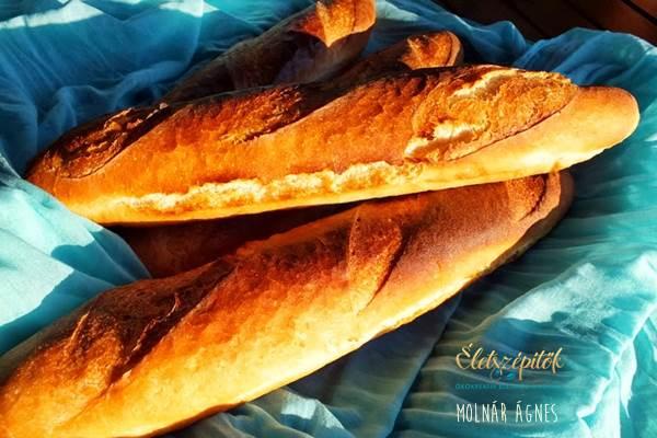 A franciák mindennapi kenyere: így készül a tökéletes bagett!