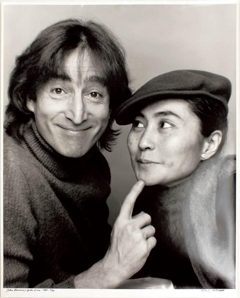 John Lennon Yoko Ono Fodor