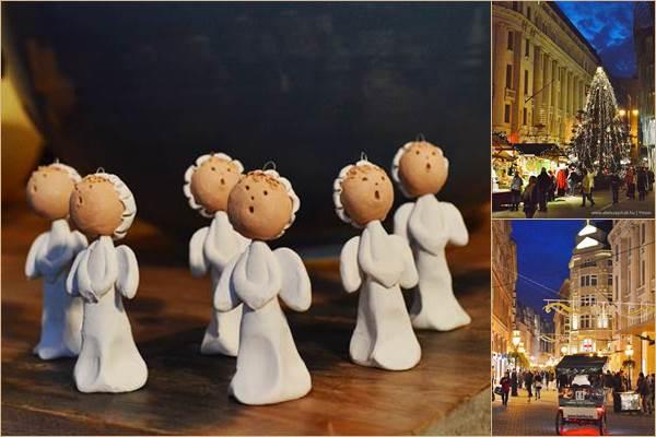 Karácsonyi vásár Budapest