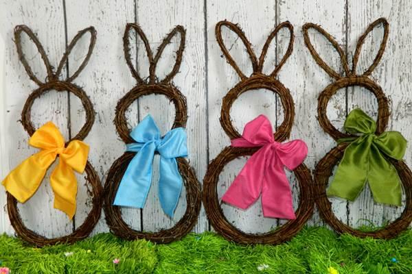 tavasz húsvét dekoráció