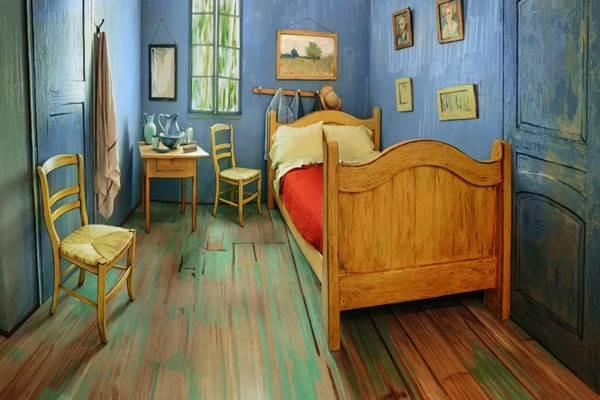 Van Gogh enteriőr