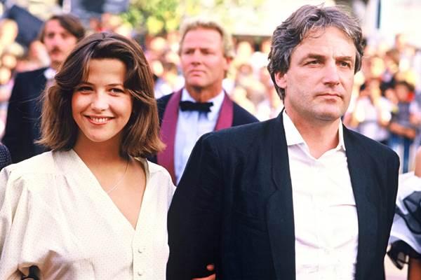 Szerelmük kezdetén, 1985-ben
