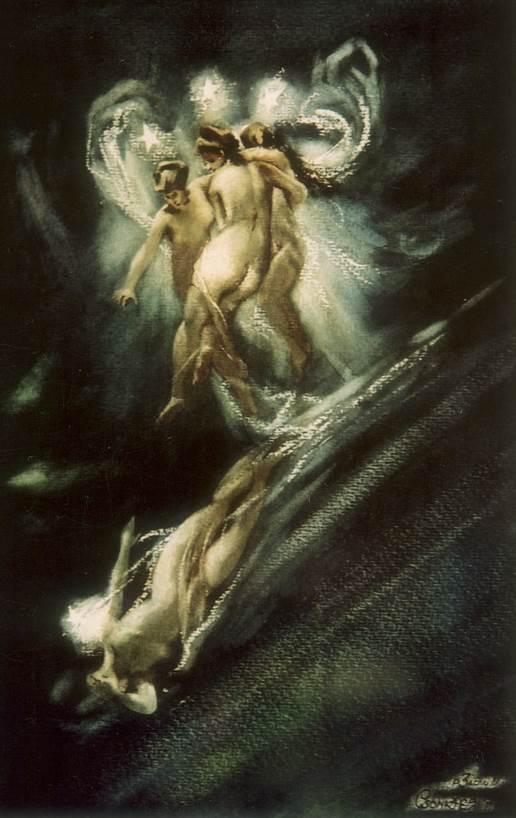 bukott angyal