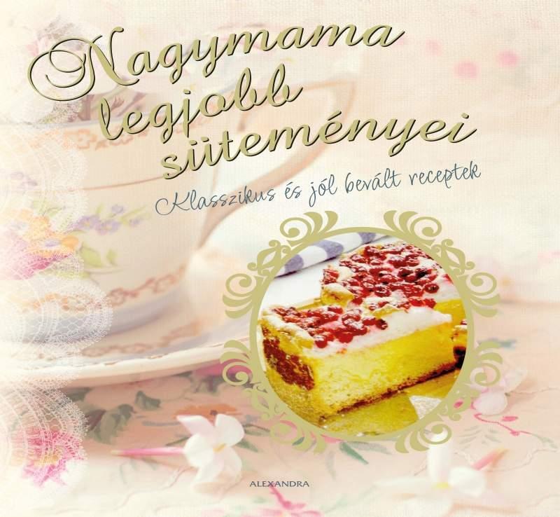könyv recept