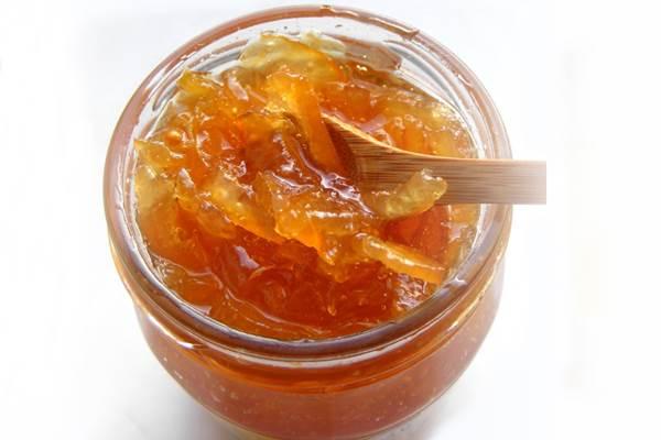 Narancs dzsem lekvár