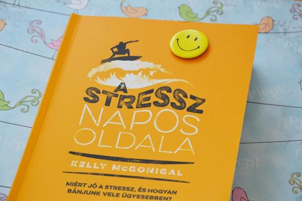 A stressz napos oldala. Könyvismertető