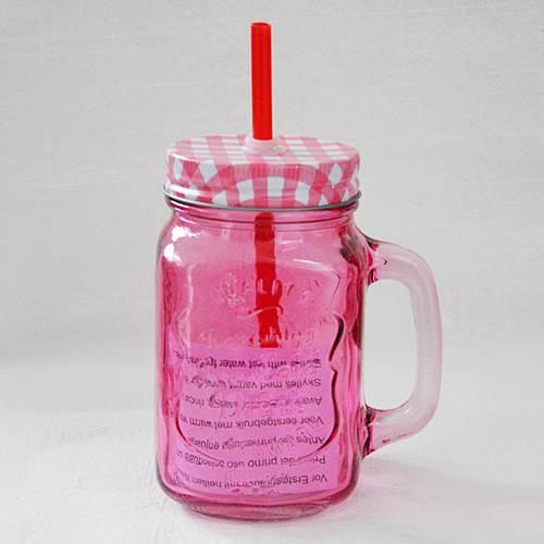 uvegpohar_fedeles_kocka_pink