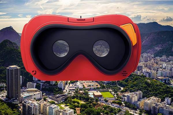 Szédítő élmény  View-Master VR szemüveg gyerekeknek acb25c838a