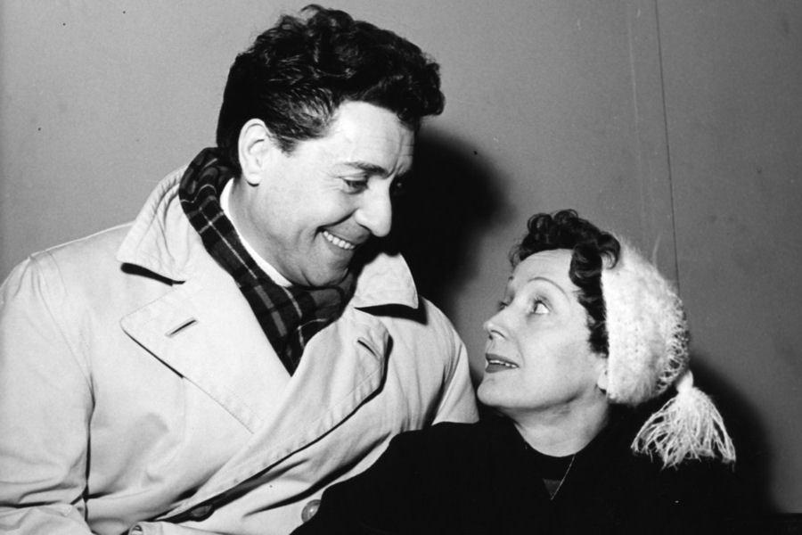 Jacques Pill és Piaf
