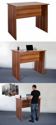 fogyni álló íróasztallal