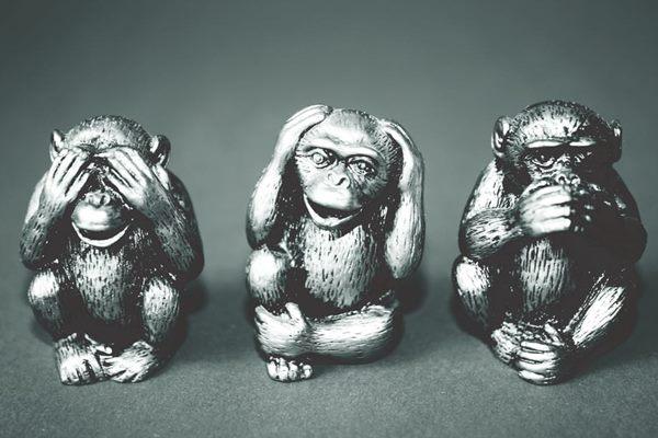 A három majom