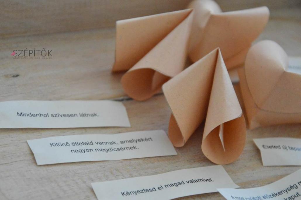 szerencsesüti idézetek vicces Szerencsesüti papírból, ötletek inspiráló, humoros feliratokhoz