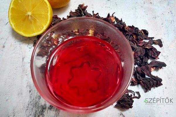 a hibiszkusz tea jó zsírégetésre sovány zsírégető vélemények