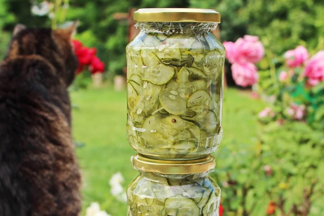 Különleges savanyúság: svéd uborkasaláta